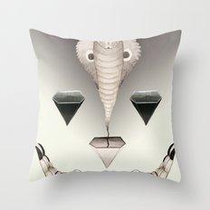Naga Throw Pillow