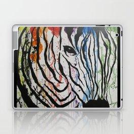 Splash of Zebra Laptop & iPad Skin