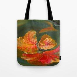 Autumn Whirl Tote Bag