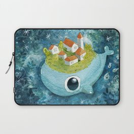 The Village under the see Laptop Sleeve