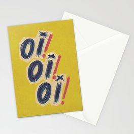 Oi! Oi! Oi! Stationery Cards