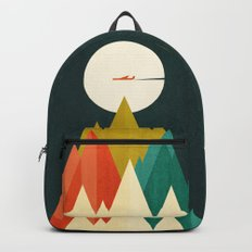 Life is a travel Backpacks