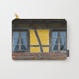 Twin Windows Carry-All Pouch