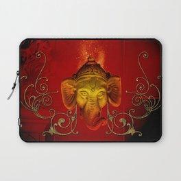 The god Ganesha Laptop Sleeve