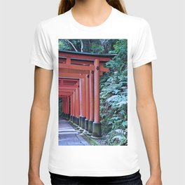 Inari Gates Galore T-shirt