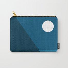 Geometric Landscape 08 Carry-All Pouch