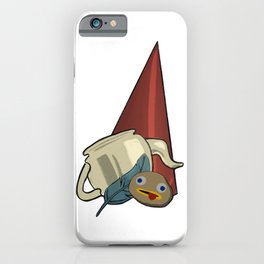 Over the Garden Wall Details iPhone Case