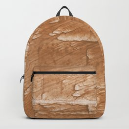 Peru colorful watercolor Backpack