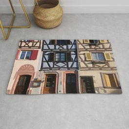 Most Beautiful Medieval Villages of Alsace France  Rug