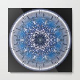 Blue Eye 1 Metal Print