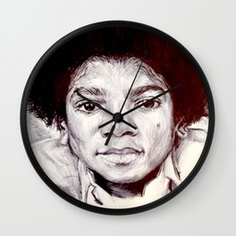 Lost Childhood Wall Clock