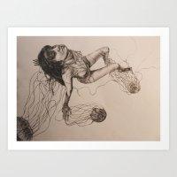 Transformation Art Print