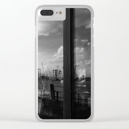 reflections IV Clear iPhone Case