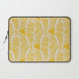 Petaluma, yellow Laptop Sleeve