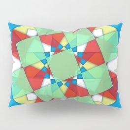 Mandaliscope 1 Pillow Sham