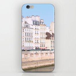 Bright Paris iPhone Skin