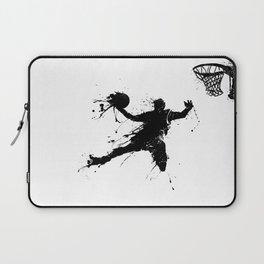 Slam dunk Basketballer Laptop Sleeve