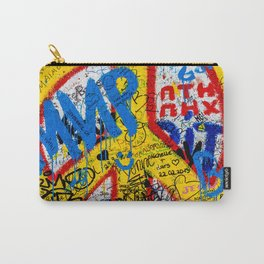 Berlin Wall Carry-All Pouch
