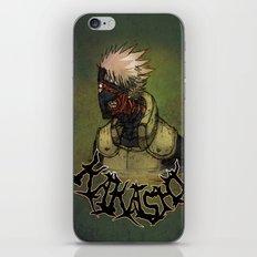 Flesh Eating Sensei?! iPhone & iPod Skin