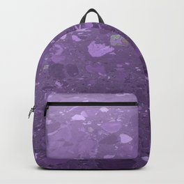 pollution on water gradient 0827 Backpack