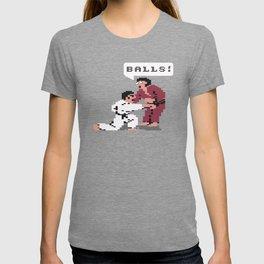 IK+ (International Karate Plus) BALLS!  T-shirt