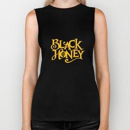 Black Honey Rocks! Biker Tank