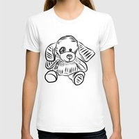 puppy T-shirts featuring Puppy by Omar Sangiovanni