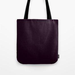Simply Deep Eggplant Purple Tote Bag