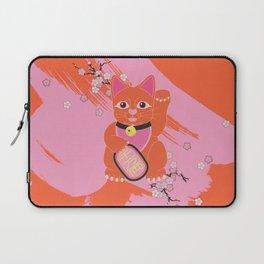 Maneki Neko Laptop Sleeve