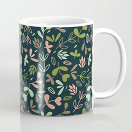 Colorful Lovely Pattern XVIV Coffee Mug