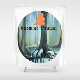 don't stop till you get enough Shower Curtain
