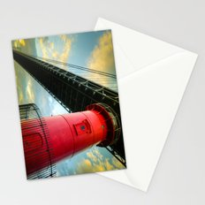 Little Red Lighthouse Stationery Cards