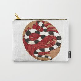 kingsnake flower Carry-All Pouch