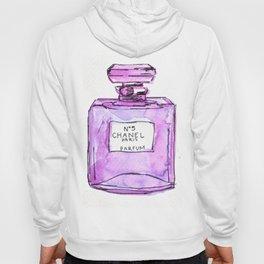 perfume purple Hoody