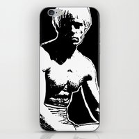 rocky horror iPhone & iPod Skins featuring Rocky Horror (Rocky Horror Picture Show) by Blake Lee Ferguson