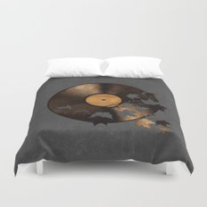 Autumn Song - colour option Duvet Cover