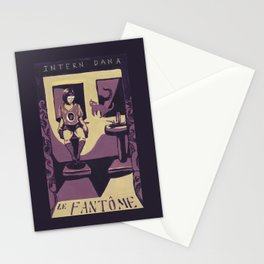 Intern Dana Tarot Stationery Cards