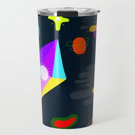 little things of universe Travel Mug