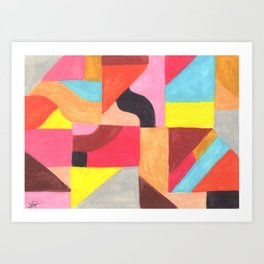Untitled 47 Art Print
