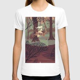 6 of Swords T-shirt