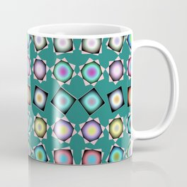 Teal Teaser, 2130d7 Coffee Mug