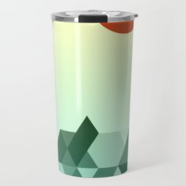 Platonic Landscape Travel Mug