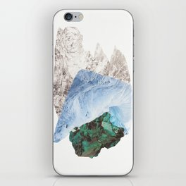 Crystalize I iPhone Skin