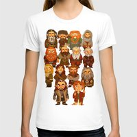 thorin T-shirts featuring Thorin and Company by ginkohs