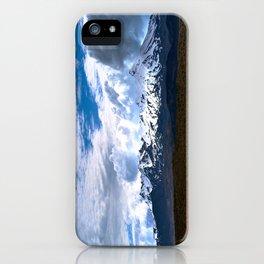 Ruapehu iPhone Case