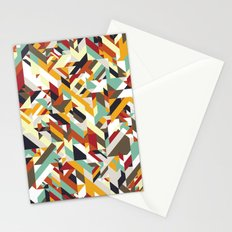 Native Geometric Stationery Cards