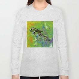 """""""NAMASTE"""" Long Sleeve T-shirt"""