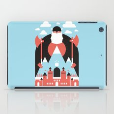 King of the Mountain iPad Case
