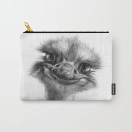 Hello-you ostrich sk130 Carry-All Pouch
