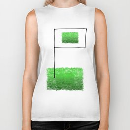 Conquer the fields! Biker Tank